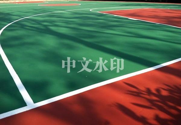 球场地坪设计