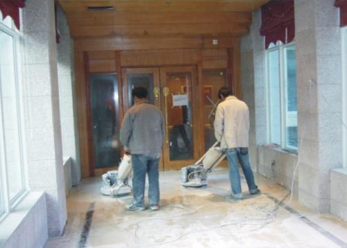 专业技术性清洁和护理
