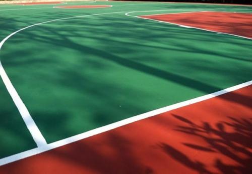 泸州球场地坪设计
