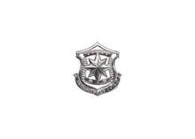 2011式中国保安金属帽徽